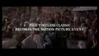 Les Miserables Movie Trailer