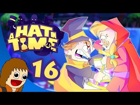 A Hat In Time: Aggressive Goat Men - Part 16