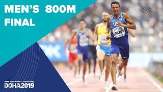 Men's 800m Final | World Athletics Championships D...