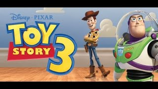 Toy Story 3 The Video Game no Nintendo Wii