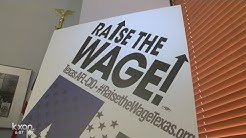 Raising Texas' minimum wage up for debate