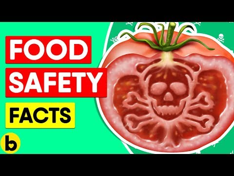 17 Food Safety Facts That You Should Know