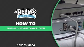 How to setup an IP Security Camera System(How to setup an IP Security Camera System from Nelly's Security. This will tell you exactly what to do with an EYEsurv IP camera system. If you are interested in ..., 2013-02-06T20:25:30.000Z)