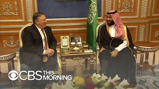 Pompeo returns to U.S. without concrete answers on Khashoggi disappearance