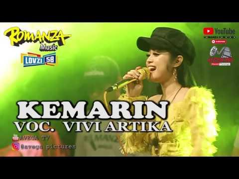 VIVI ARTIKA - KEMARIN - ROMANZA MUSIC  LIVE NDASON  PONOROGO 12 JAN 2019