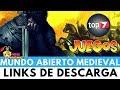 TOP 7 JUEGOS MEDIEVALES DE ROL Y MUNDO ABIERTO | Verox PiviGames