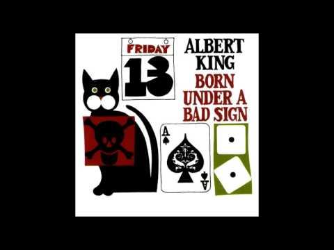 Albert King - Born Under A Bad Sign lyrics
