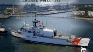 U.S. COAST GUARD CUTTERS   # 2  - by Tom H.   /        SPAR WLB-403