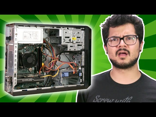How I turned a 7 year old PC into a $285 console killer