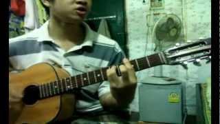 Hướng dẫn đệm Guitar 12h - Hà Anh Tuấn (Dm chords)