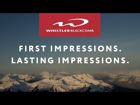 First Time To Whistler