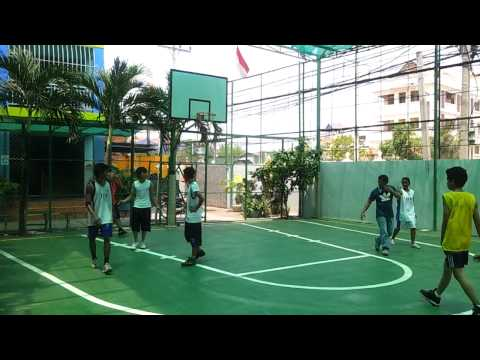 CIA vs Toul Tumpong High school
