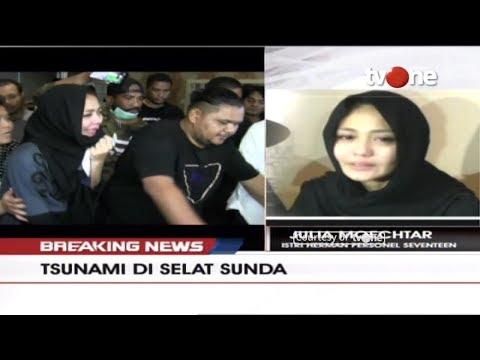 Cerita Istri Herman Gitaris Seventeen Sehari Sebelum Manggung di Tanjung Lesung, Banten