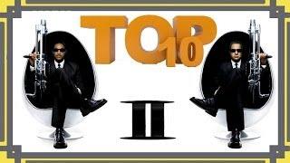 Top 10 Scenes - Men in Black II