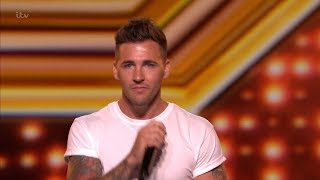 The X Factor UK 2018 Marc Higgins Auditions Full Clip S15E02