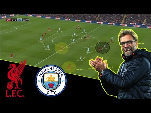 Has Klopp Found The Secret To Beat City? | Liverpool-City Tactical Analysis