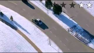 Real Life GTA 5 - Dramatic car chase in Denver