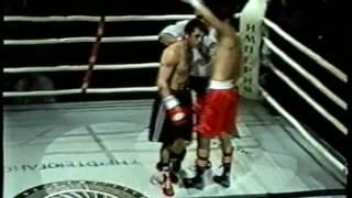 Ханлар Азизов VS Марсель Ахмедов профессиональный бокс2007 год
