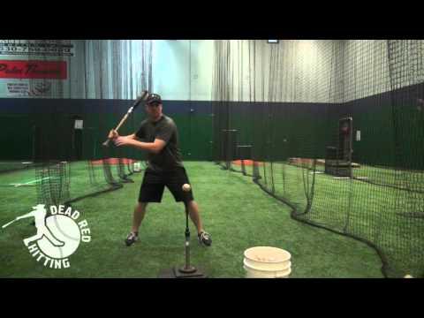 """Baseball Hitting Tip"" to Fix Early Hip Rotation"