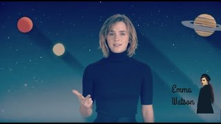 Emma Watson introduces The World's Largest Lesson 2016