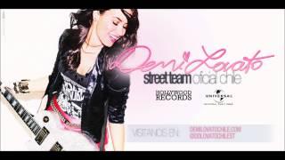 Yes I Am - Demi Lovato (Unbroken Deluxe Edition).wmv