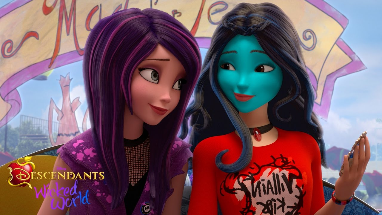 Video - Episode 20 Odd Mal Out Descendants Wicked World