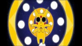 Original clip here: www.youtube.com/watch?v=X5Izm1LQfw4 Pikachu on acid and French subtitles.