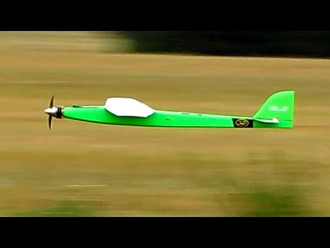 350 Kmh Speeder 4/5tel , Erster `alleine Start` , 1st alone flight , Pylon  Pylonracer Hotliner *HD* by RC MEDIA WORLD