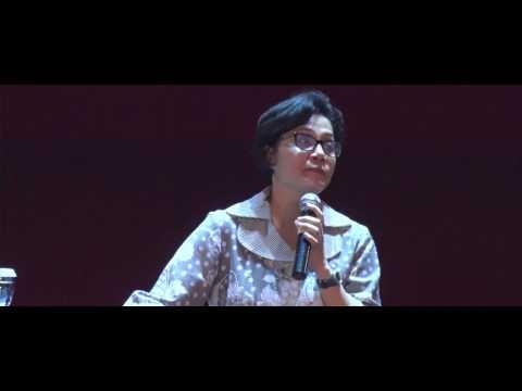 Highlight Minister Talks - Kuliah Umum Menteri Keuangan RI di PKN STAN