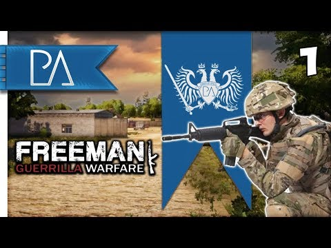 RISE OF THE KNIGHTS OF APOLLO - Freeman: Guerrilla Warfare - Let's Play #1