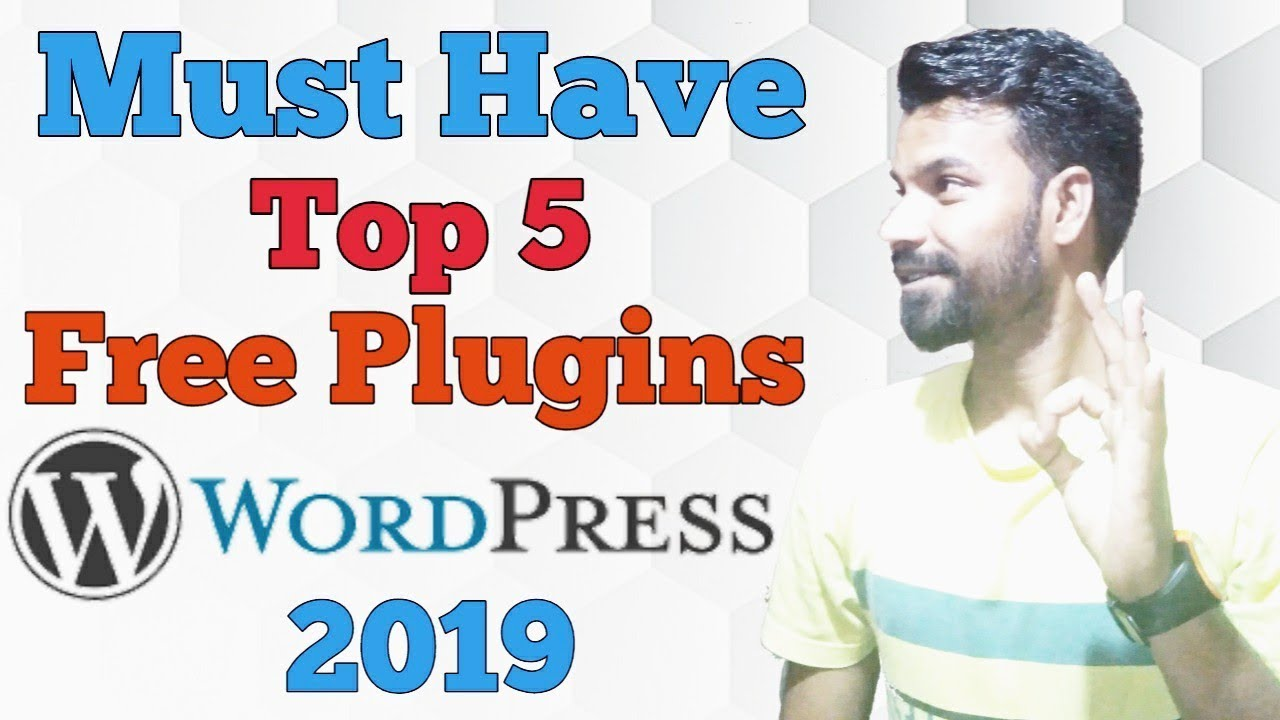 (HINDI) Amazing Top Wordpress Plugins Free Best 2019 | Install Now