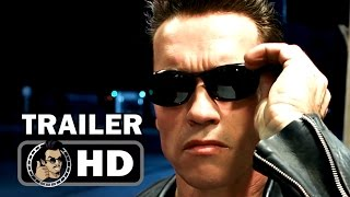T2: TERMINATOR 2 - JUDGMENT DAY Official 3D Trailer (2017) Arnold Schwarzenegger Sci-Fi Movie HD