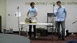 NJMS Coffeehouse 2010 Ryan Chada Indian Song