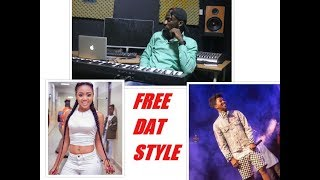 Akuapem Poloo Andamp Ticand39s Music Producer Samuel G On Free Dat Style