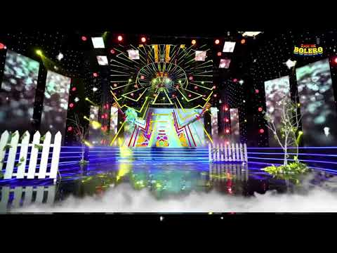 Sân Khấu LIVERSTREAM OBS Cực đẹp - BACKROUND 001.