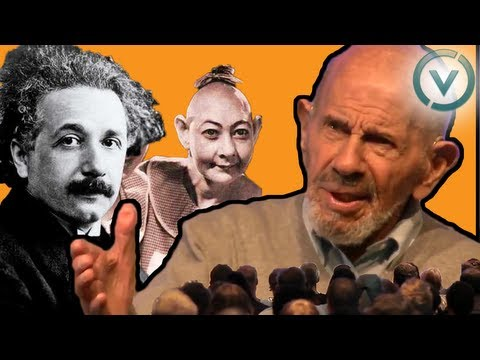 The Greatest Talk of Jacque Fresco (subs) - The Venus Projec