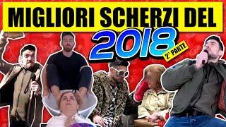 I Migliori Scherzi del 2018 - PARTE 2 - [COMPILATION SCHERZI] - IL MEGLIO DI THESHOW 2018