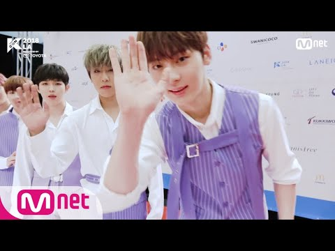 [KCON 2018 LA] HI-TOUCH with #WannaOne