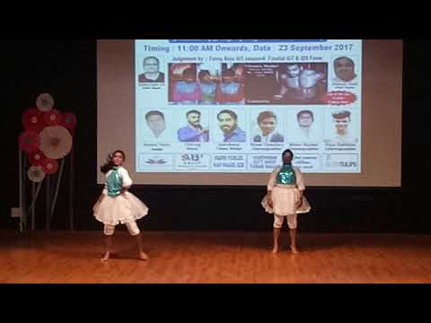 Got 2nd Prize in Dance Competition | Duet Dance Performance on Titli