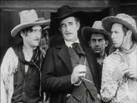 Serial 1931 Battling with Buffalo Bill Chapter 06 of 12 Trapped Tom Tyler as William Buffa