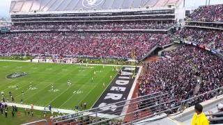 Raiders vs 49ers 2014 Touchdown