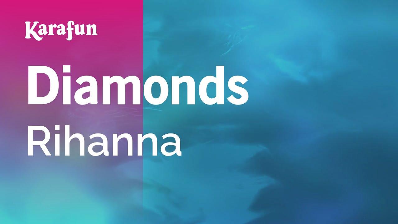 Diamonds - Instrumental MP3 Karaoke - Rihanna