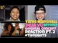 Yanis Marshall - Deja Vu (Beyonce) Original Concept Reaction Pt.2 #Thoughts