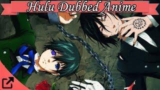 Top 20 Hulu English Dubbed Anime