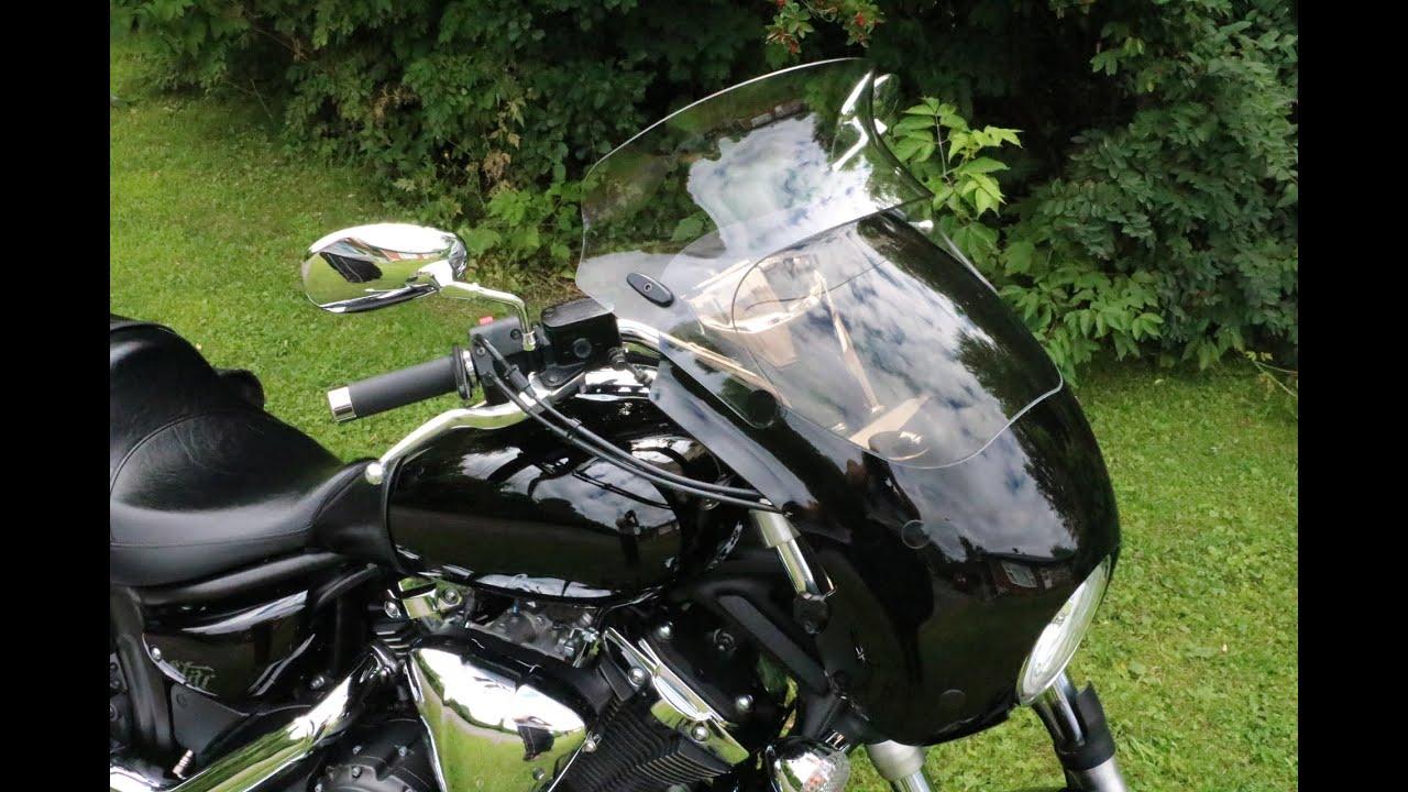 Yamaha Stryker Windshield