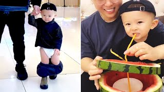 When You Have A Cute Naughty Kids #3 - Funny Baby Video 😆😆
