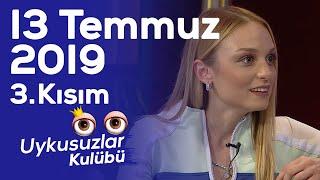 Okan Bayülgen ile Uykusuzlar Kulübü | 13 Temmuz 2019 Bölüm 3 - Medya Arkası Nilperi Şahinkaya