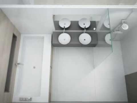 Zelf je badkamer ontwerpen doe je zo youtube for Badkamer zelf ontwerpen