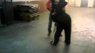WHW Warehouse Wrestling #31-Gorilla Press Slam