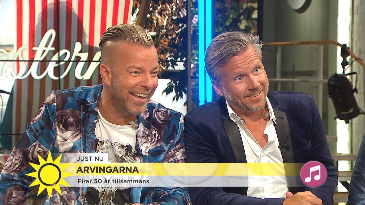 """Arvingarna om festandet genom åren: """"Det var mycket tuffare förr""""  - Nyhetsmorgon (TV4)"""